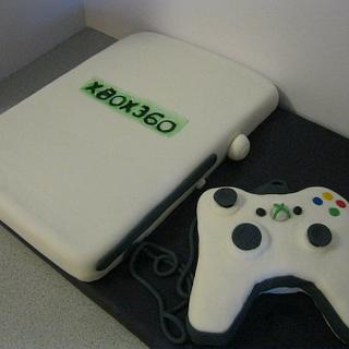 Video Gamers Cake