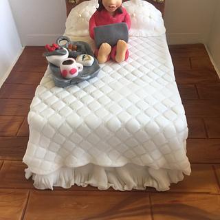 Lazy mother