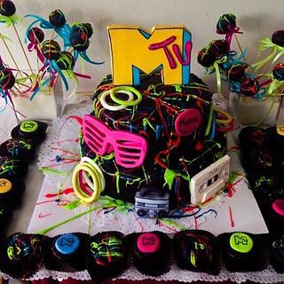 MTV-candy bar