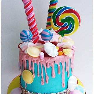Sweetie cake  - Cake by Time for Tiffin