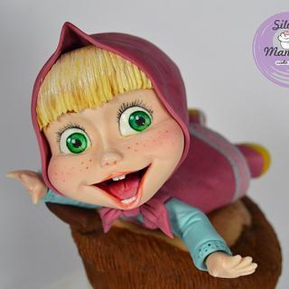 The little Masha