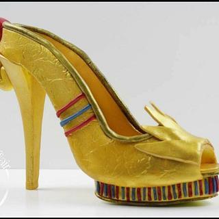 Neithhoteb sugar shoe