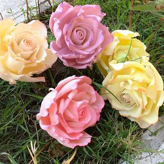 Sugar roses - Cake by ana ioan