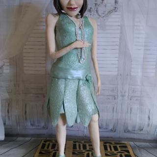1920's Flapper figure