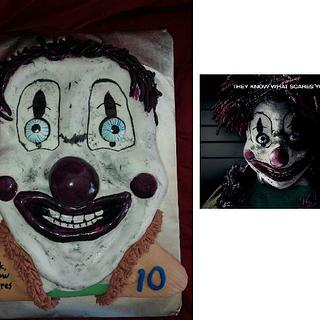 Poltergeist 2015 Clown