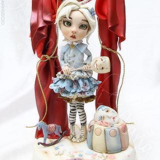 Nostalgic Carnival Doll