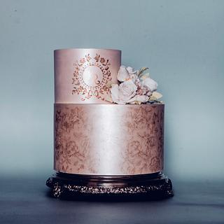 Torta de Keki y Roro