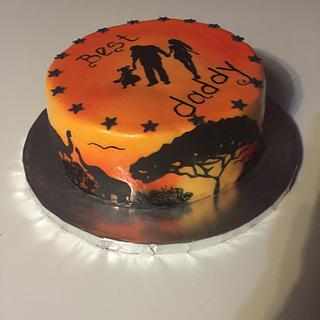 Daddy cake