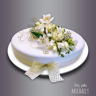 Wedding cake - Cake by Michaela Hybska