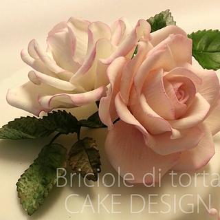 MY  FLOWERS - Cake by BRICIOLE DI TORTA di MARIA SILVIA CHECCACCI