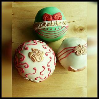 Rakshabandhan sphere cake - Cake by Heena Sagani