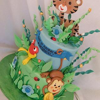 Fisher Price - Cake by TrulyCustom