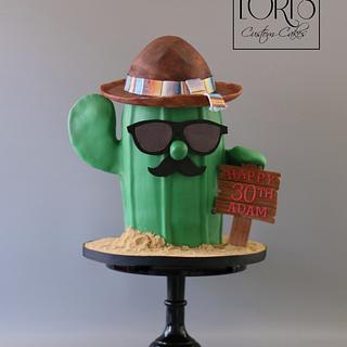 Senior Cactus - Ole'