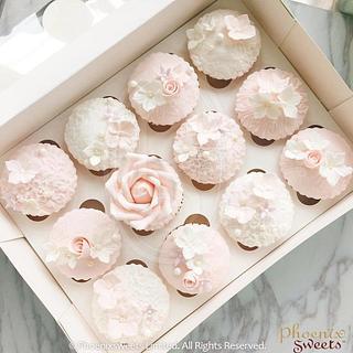 Phoenix Sweets - Sugar Art Cupcake Set