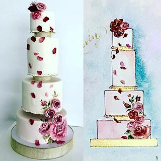 Your Cake Illustration