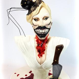 """The Countess"": an AHS cake for Cakeflix Collaboration"