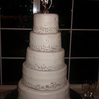 Wedding - Cake by Erica Floyd Bradley