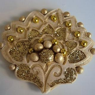 Edible Brooch