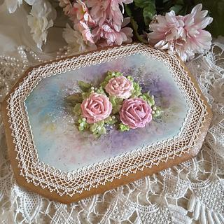Sugar artistry - Cake by Teri Pringle Wood
