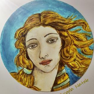 Venus - Cake by Angela Natale