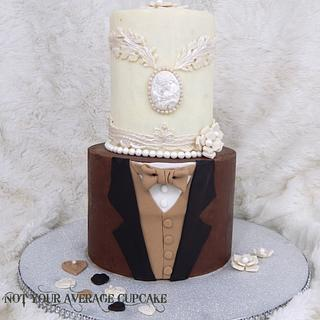 Vintage Baroque Wedding in Ganache