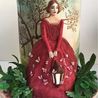 River of secret - Cake by Patricia El Murr