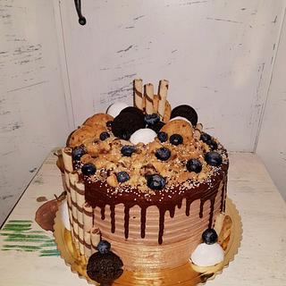 Drip  - Cake by Torty Michel