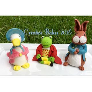 Peter Rabbit Trio