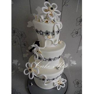 Birmingham Cake International entry - Cake by Karina Leonard