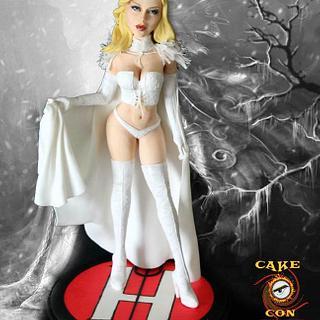 Cake Con Collaboration Emma Frost
