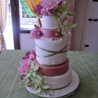 MY 40TH BIRTHDAY - Cake by MariaDelleTorte