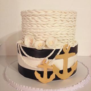 Anchor Wedding Shower