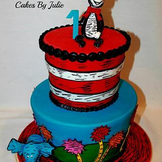 The Cat In The Hat 1st Birthday