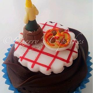 Disney Cupcakes - Cake by Cherry's Cupcakes