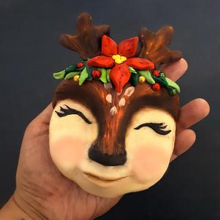 Little Deer cookie