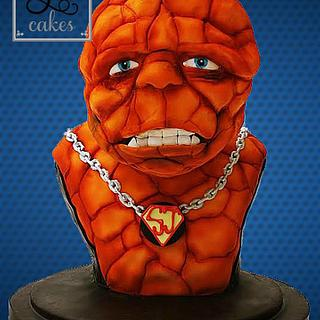 The Thing - Bake for Super Josh Collab