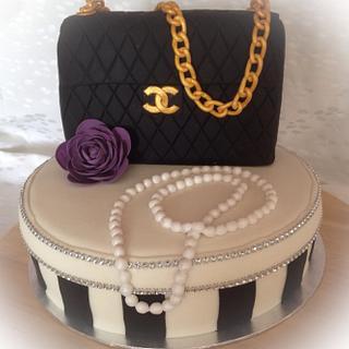 Chanel-Bag-Cake