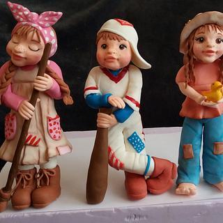 sugar dolls ❤