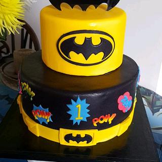 Batman's 1st Birthday