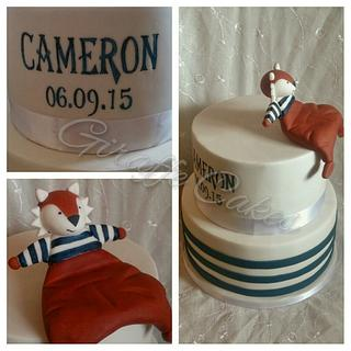 Monsieur Reynard Cake
