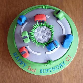 Roundabout Cake