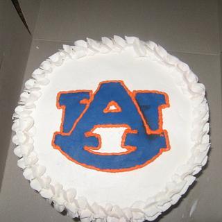 Auburn cake - Cake by mom09