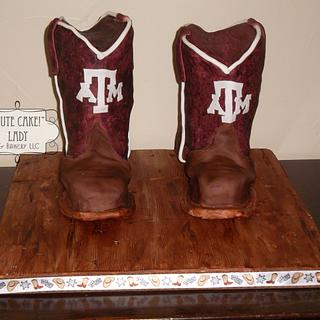 Aggie Boots