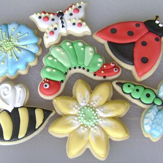 Cute Critters Cookie Set