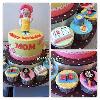 Cooking Mama Cake