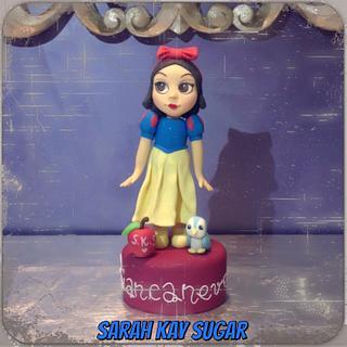 Baby Snow White doll