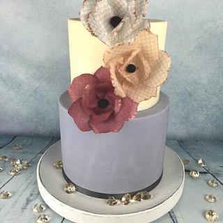 Pretty Woman Cake