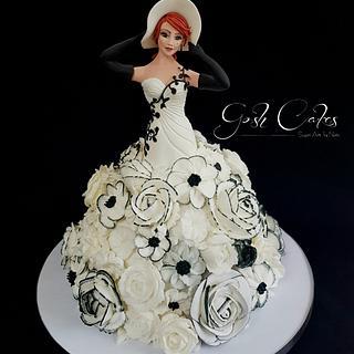 Genevieve Doll Cake