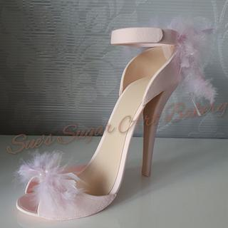 Feather Sugar Shoe