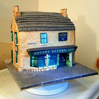 Rover's Return - Cake by Crumb's the Word